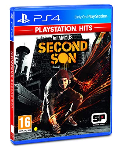 Infamous Second Son Ps4- Playstation 4