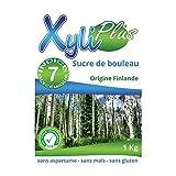XYLITOL 100% EXTRAIT ECORCE DE BOULEAU - 1 KG