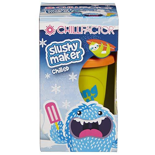 Chill Factor CF0081A2 Slushy Maker-Sloth, Mehrfarbig