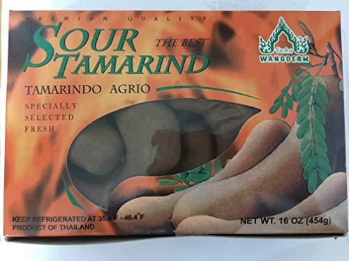 The Best Fresh Thai Sour Tamarind 16 oz