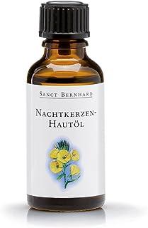 Sanct Bernhard Nachtkerzen-Hautöl, 100% rein, für Gesicht, Hals und Dekolleté 30 ml