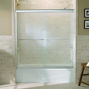 1 Kohler R702200 G54 Shp Fluence Frameless Bypass Shower
