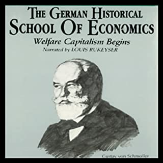 The German Historical School of Economics audiobook cover art