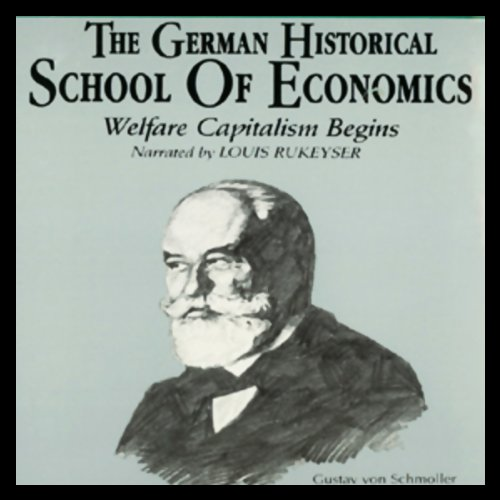 The German Historical School of Economics copertina