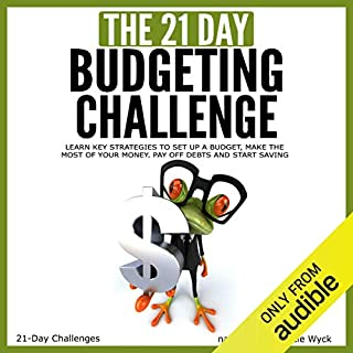 The 21-Day Budgeting Challenge cover art