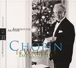 The Rubinstein Collection Vol 47 - Chopin: Waltzes, Impromptus, Bolero by Rubinstein, Artur Original recording remastered edition (2001) Audio CD