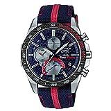 [カシオ] 腕時計 エディフィス Scuderia Toro Rosso Limted Edition EQB-1000TR-2AJR メンズ シルバー