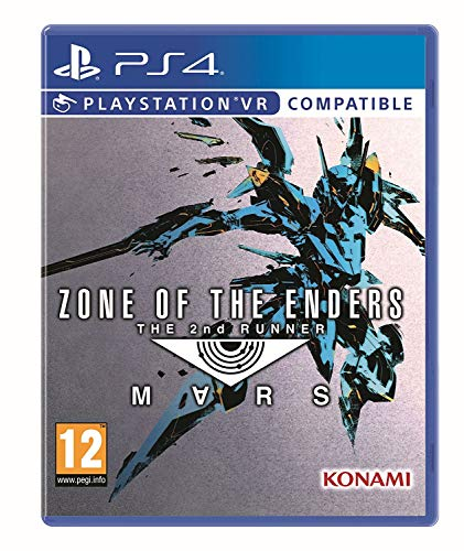 Zone of the Enders: The 2nd Runner - M∀RS (PSVR Compatible)