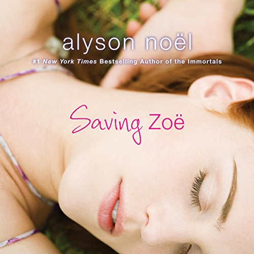 Saving Zoe audiobook cover art