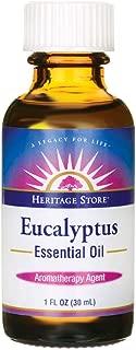 Egyptian Essential Oil Eucalyptus Heritage Store 1 oz Oil