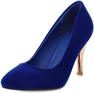 SJJH Middle Heel Court Shoes for Casual Women Shoes