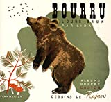 Bourru l'ours brun