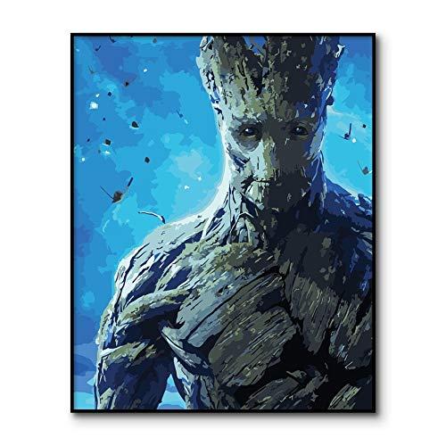Puzzle 1000 piezas Personajes de Guardianes de la Galaxia puzzle 1000 piezas clementoni Rompecabezas de juguete de descompresión intelectual educativo divertido juego familiar pa50x75cm(20x30inch)