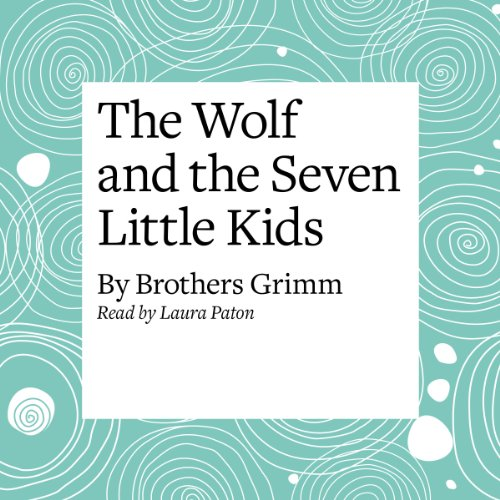 The Wolf and the Seven Little Kids cover art