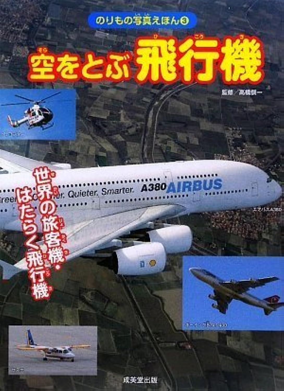 待つ欺ミント空をとぶ飛行機―世界の旅客機?はたらく飛行機 (のりもの写真えほん 3)