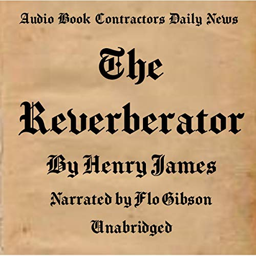 The Reverberator cover art