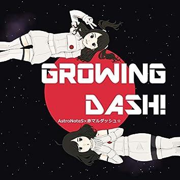 GROWING DASH!