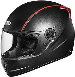 Studds Professional Helmet BK/RStrip(XL)