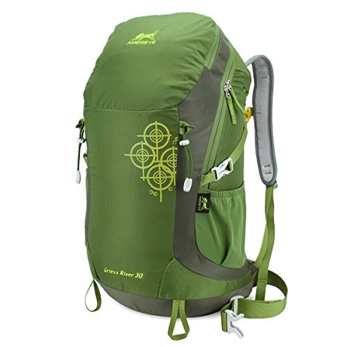 c28fcd899b95 Eshow 40L Internal Frame Backpack Hiking Backpacking Packs for Outdoor  Hiking Travel Climbing Camping Mountaineering Back