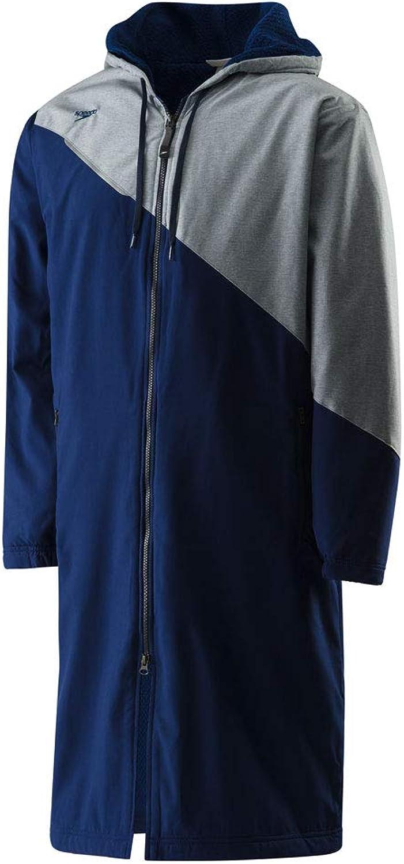 Speedo Men's color Block Parka Jacket, N