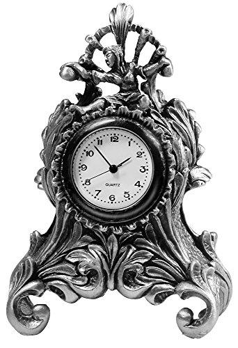 Schnabel-Schmuck Pico-Joyas G31839 estaño Reloj Miniatura para 1750 Luis XV