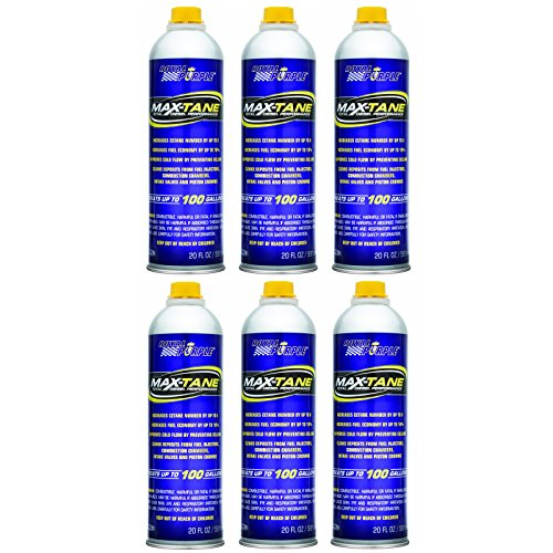 Royal Purple 06755 Case Of (6) Max Tane W/Cetane All-In-One Diesel Additive 20 Oz Can