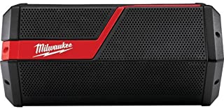 Milwaukee 2891-20 - M18/M12 Wireless Jobsite Speaker - Speaker Only - No Battery - No Charger