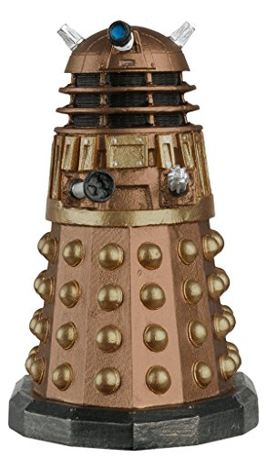 Doctor Who Figurine Collection - Figure #6 - Dalek - Hand Painted 1:21 Scale Model - Collector Boxed by Eaglemoss / Doctor Who