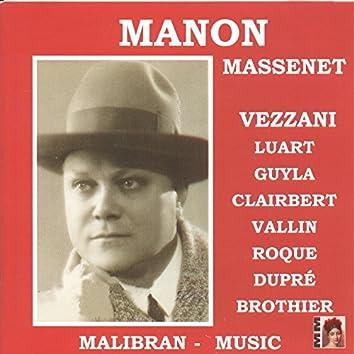 César Vezzani: Manon