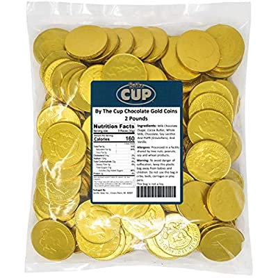 chocolate coins wrapped in gold for kids, End of 'Related searches' list