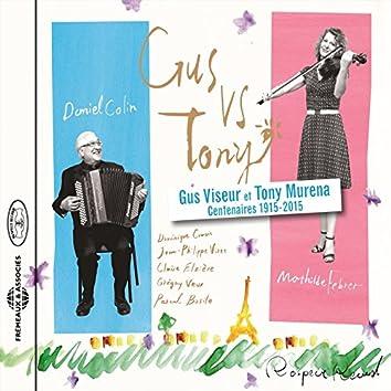 Gus Viseur vs. Tony Murena (Centenaires 1915-2015)