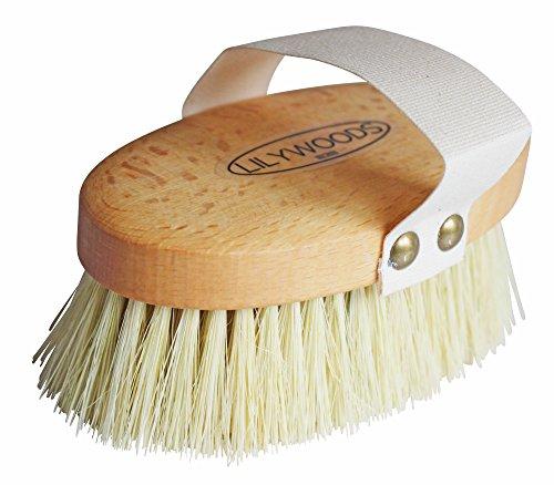 Cepillo baño cuerpo Lilywoods profesional Cactus