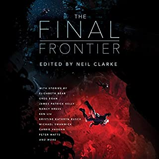 The Final Frontier audiobook cover art