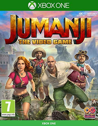 Jumanji: The Video Game (Xbox One)
