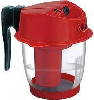 WONDER Steam Inhaler Professional Plastic Vaporizer, Red