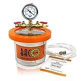 BACOENG Universal Vacuum Chamber Series: 2 Quart Standard...