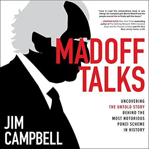 Madoff Talks cover art