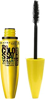 Maybelline New York Volume Express The Colossal Washable Mascara - 10 ml, Classic Black