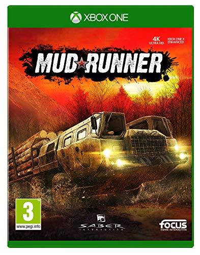 Spintires: Mudrunner - Xbox One [Importación inglesa]