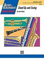 アルフレッド00-33814Sはスタンドアップとスイング - ミュージックブック