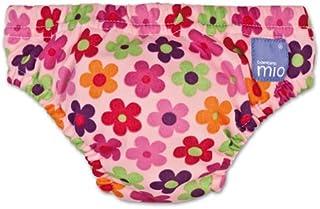 Bambino Mio Swim Nappy Diaper, Pink Daisy, Large