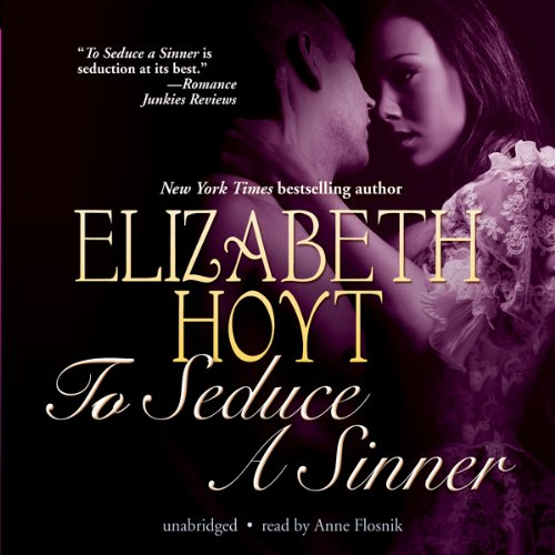 To Seduce a Sinner audiobook cover art