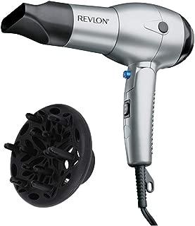 Revlon 1875W Unisex Fast Dry Travel Hair Dryer