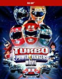 Turbo: A Power Rangers Movie [USA] [Blu-ray]