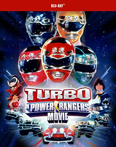Turbo: A Power Rangers Movie [Blu-ray]
