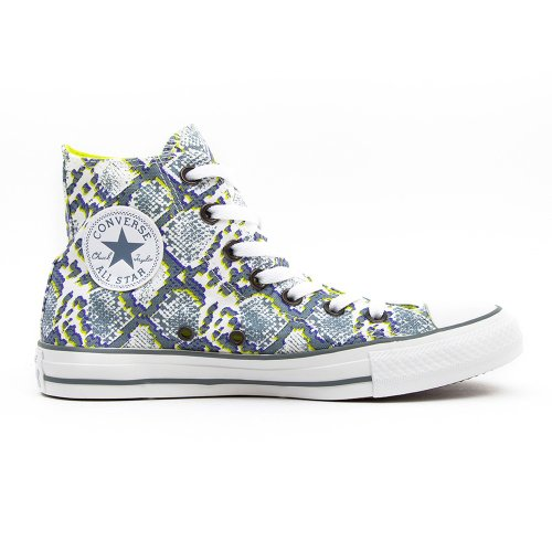 Converse All Star Hi Damen Sneaker Grau