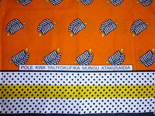 Afrikaanse stoffen Kanga Khanga Accessoires/Sarong/Zwemkleding Beach wrap/Leso/Baby Wrap/Gooi over/Afrikaanse kleding stoffen Multicolored151970058577