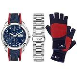 Philip Watch Orologio Uomo, Collezione AMALFI, Automatico, Cronografo - R8223218001