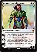 Magic: the Gathering - Amonkhet - Gideon, Martial Paragon - Planeswalker Foil Special Edition