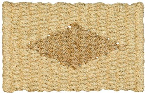 WEST DERBY CARPETS ONLINE Extreme/® en Fibre de Coco 17/mm /12/Tailles Disponibles 100 x 200 cm Fibre de Coco Tapis dentr/ée/ DE Rev/êtement de Sol Naturel